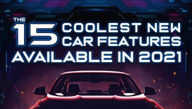 The 15 Coolest New Car Features Available in 2021